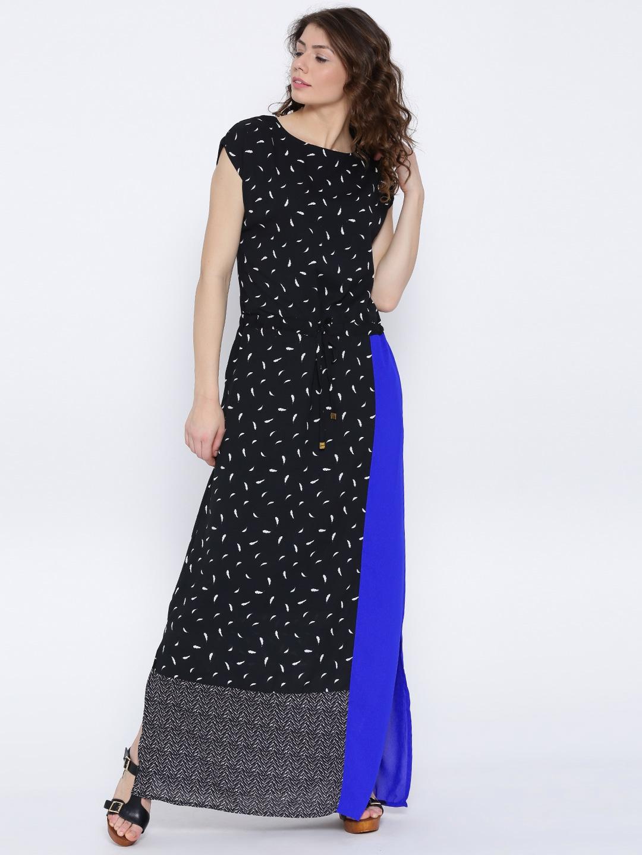 4801001d1 Tokyo Talkies Maxi Dress - Buy Tokyo Talkies Maxi Dress online in India