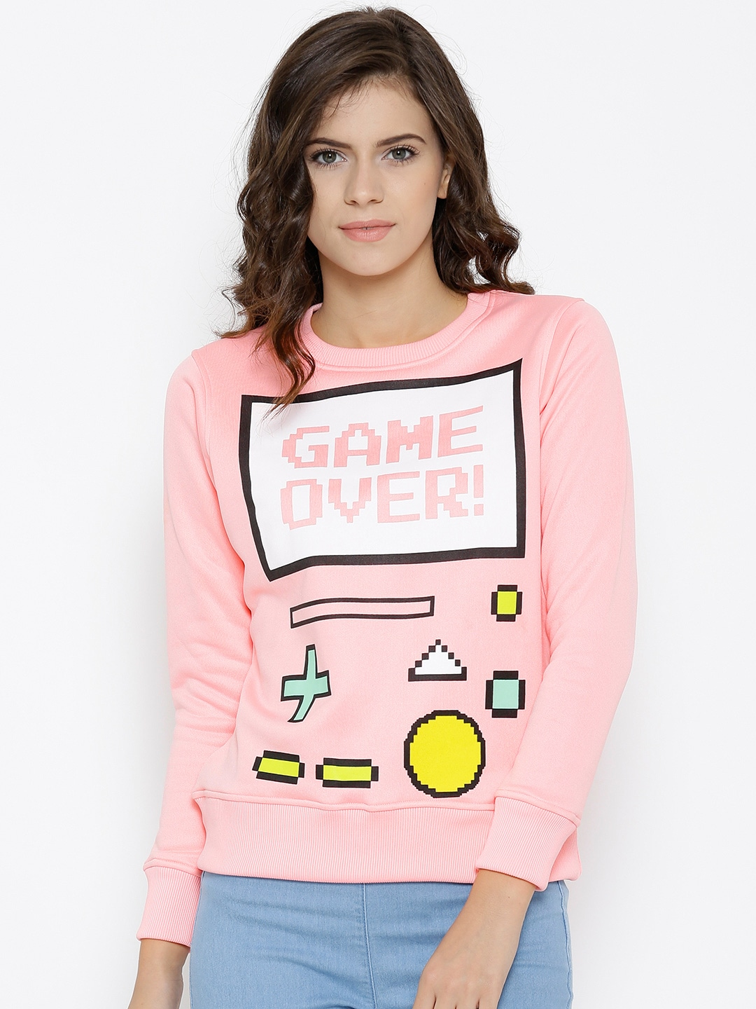 Sweatshirts for Women - Buy Women's Sweatshirts Online