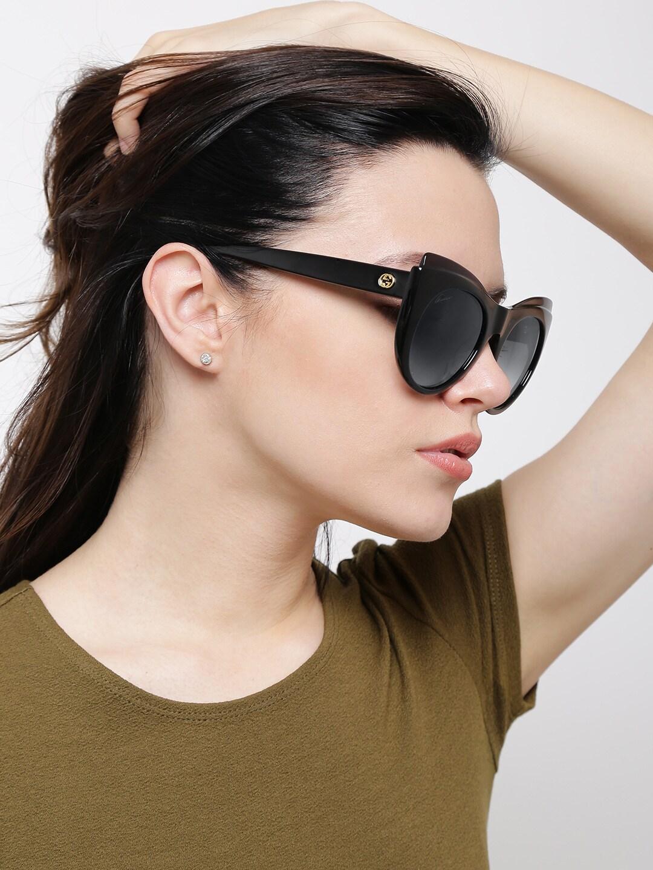 Gucci Cat Eye Sunglasses  gucci women cat eye sunglasses gg 3781 s d289o sunglasses