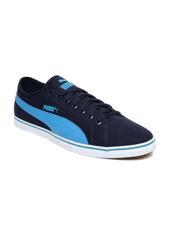 a9a26a267aa PUMA Men Navy Elsu V2 Sneakers