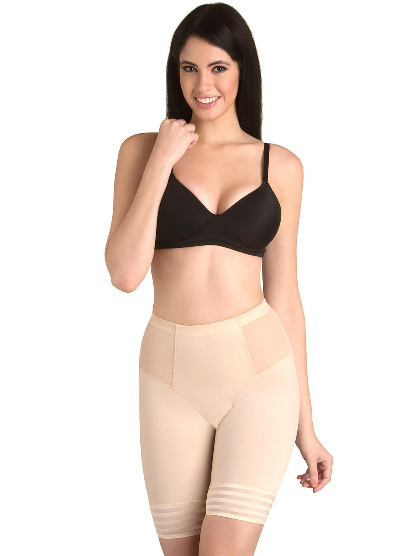 Swee Shapewear Nude-Coloured Seamless Thigh Shaper