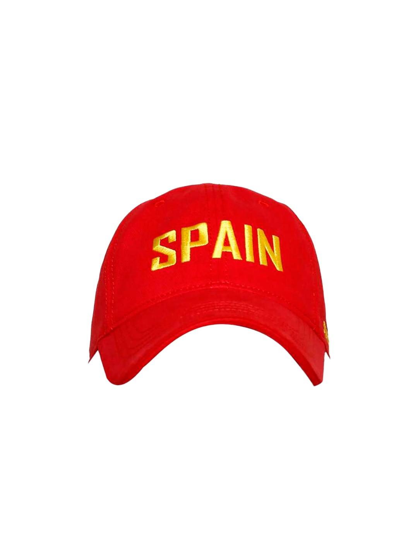 Sportigo Unisex Red Football Cap