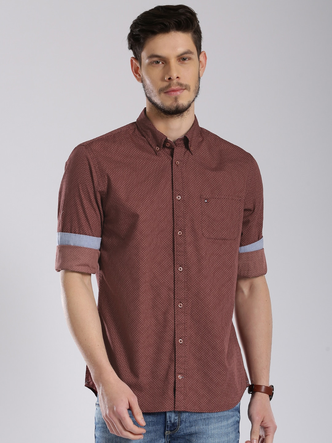 171a0e5fda930 Casual Shirts for Men - Buy Men Casual Shirt Online in India