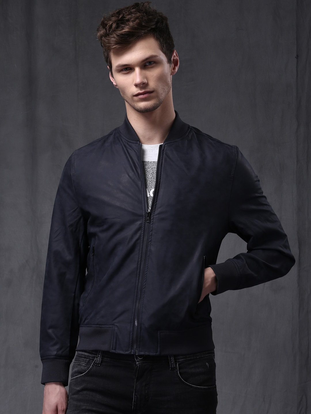 223c4a335cd15 Wrogn Jackets - Buy Wrogn Jackets online in India