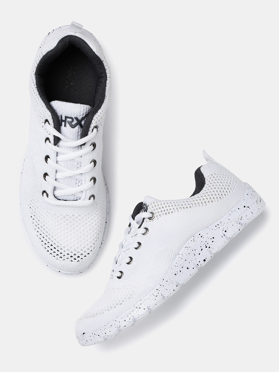 15c8d572a7b Hrx White Sneakers - Buy Hrx White Sneakers online in India