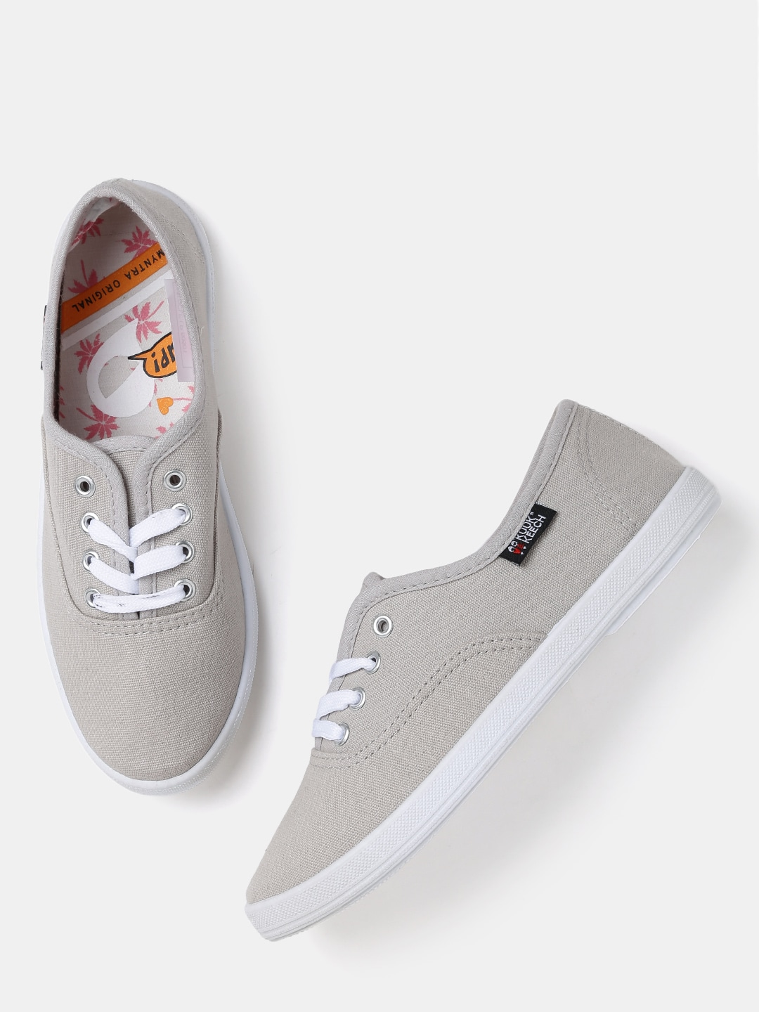 e5fe42b82 Casual Shoes For Women - Buy Women s Casual Shoes Online from Myntra