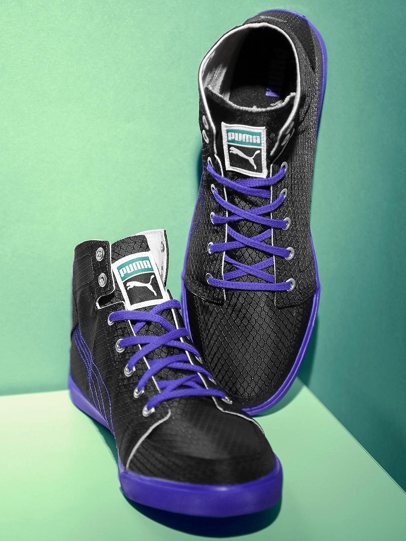 02006565b369 Puma Men Black Casual Shoes - Buy Puma Men Black Casual Shoes online in  India