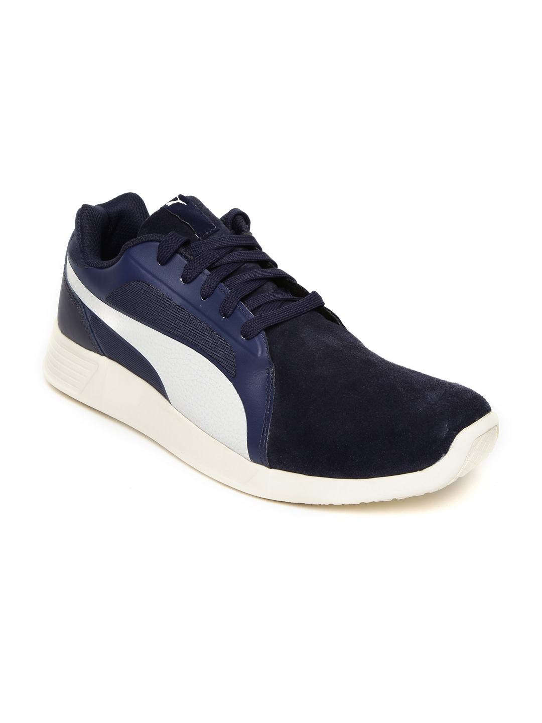 1dcaf532dcd PUMA Men Navy ST Trainer Evo Training Shoes