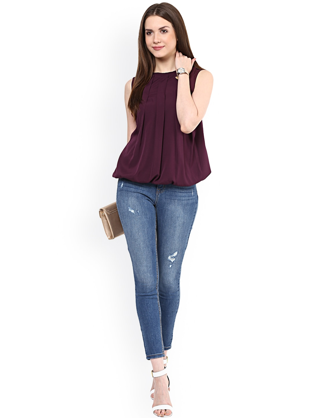 Find great deals on eBay for jean tops. Shop with confidence.