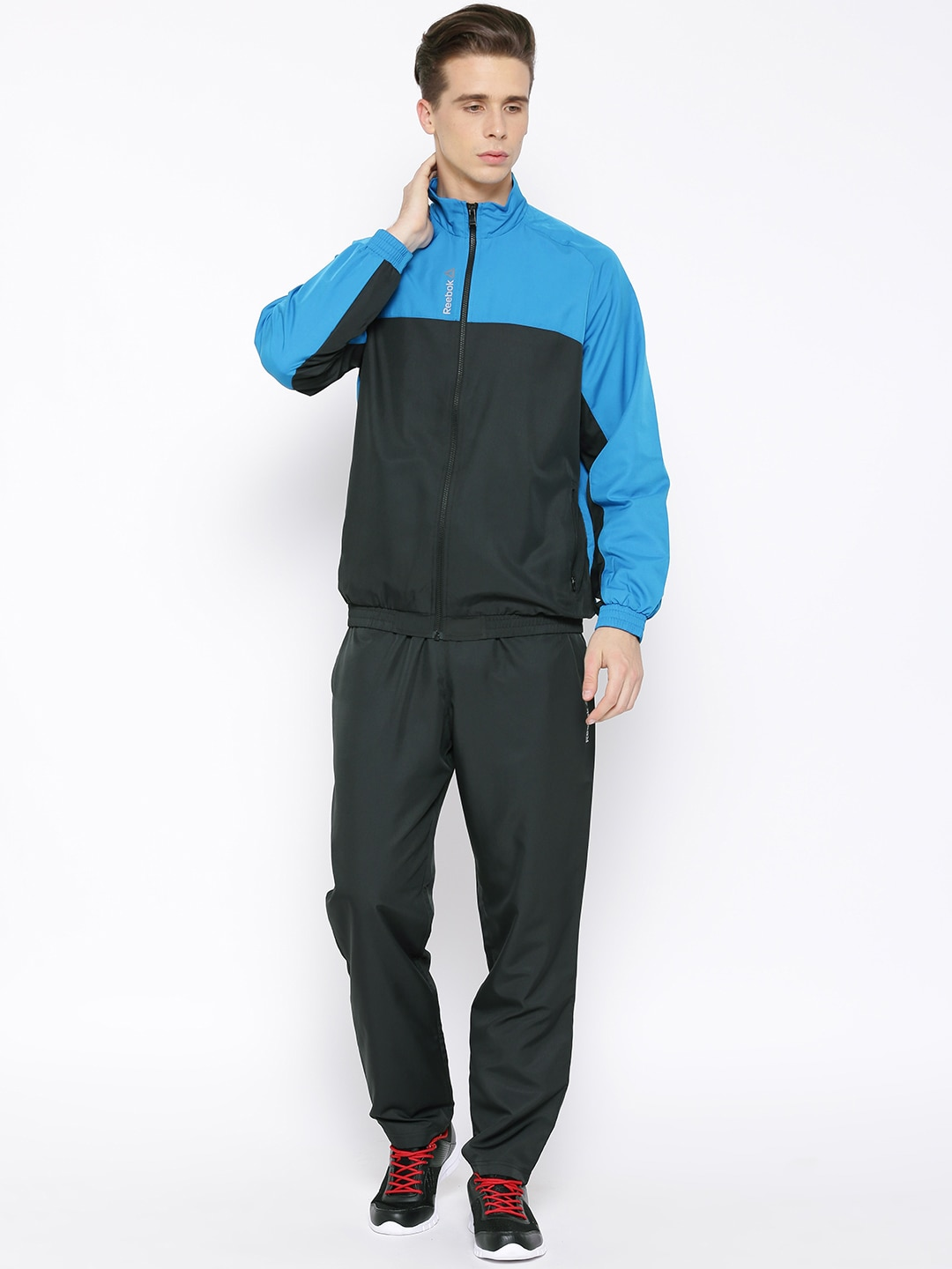 Online shopping sites such as Flipkart not only offer you tracksuits from various reputed brands like Reebok, Nike, Adidas, Fila, Triumph, HRX, Shiv Naresh, Elligator, Club York, Duke, Proline, Lotto, Dazzgear and Puma, but also offer you great discounts on your favourite brands.