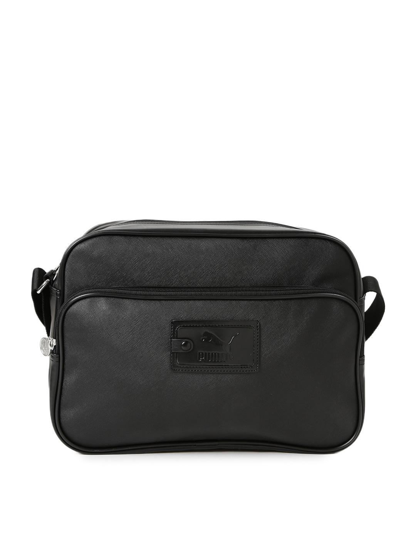 a9d956c56b Puma Black Bags Handbags - Buy Puma Black Bags Handbags online in India