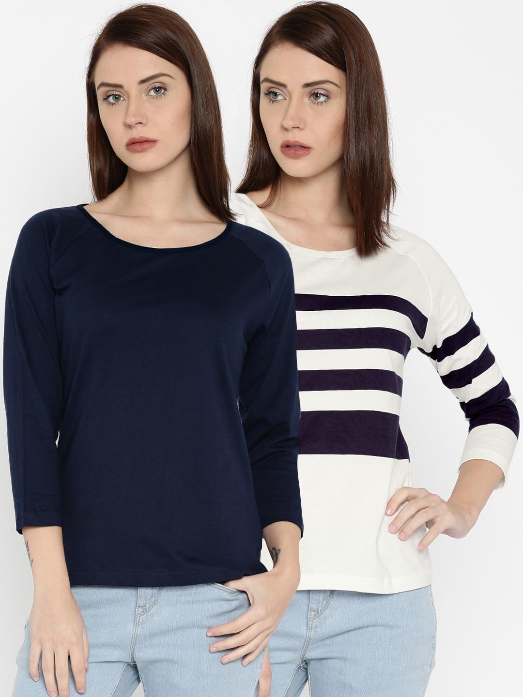 T-Shirts for Women - Buy Stylish Women s T-Shirts Online  63a3b6ffa74