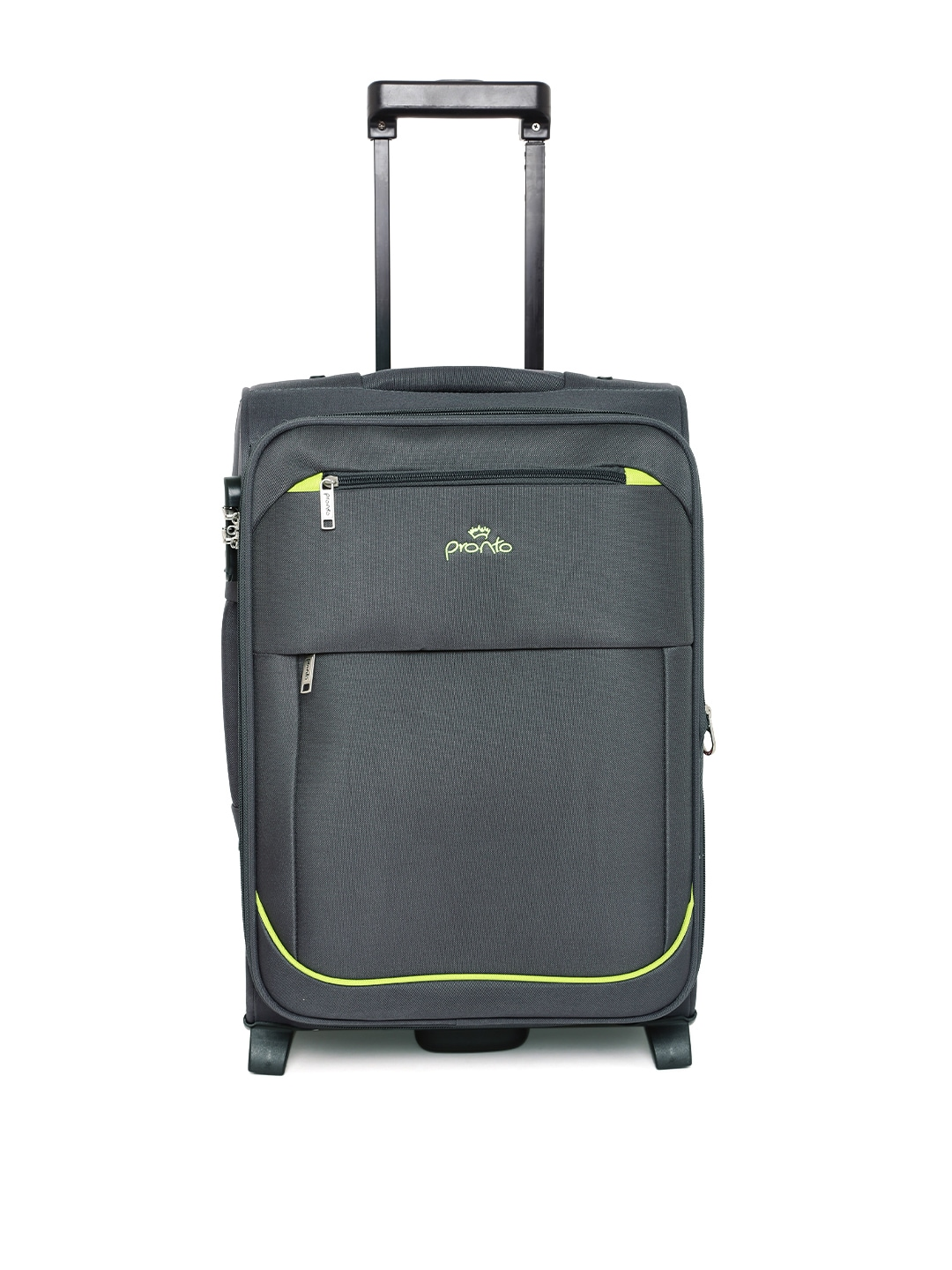 e6d6c313d4 Pronto Trolley Bag - Buy Pronto Trolley Bag online in India