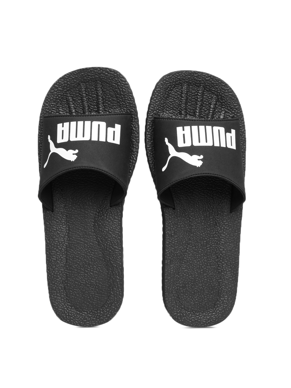 e90360098693 Puma Black Yellow Flip Flop - Buy Puma Black Yellow Flip Flop online in  India