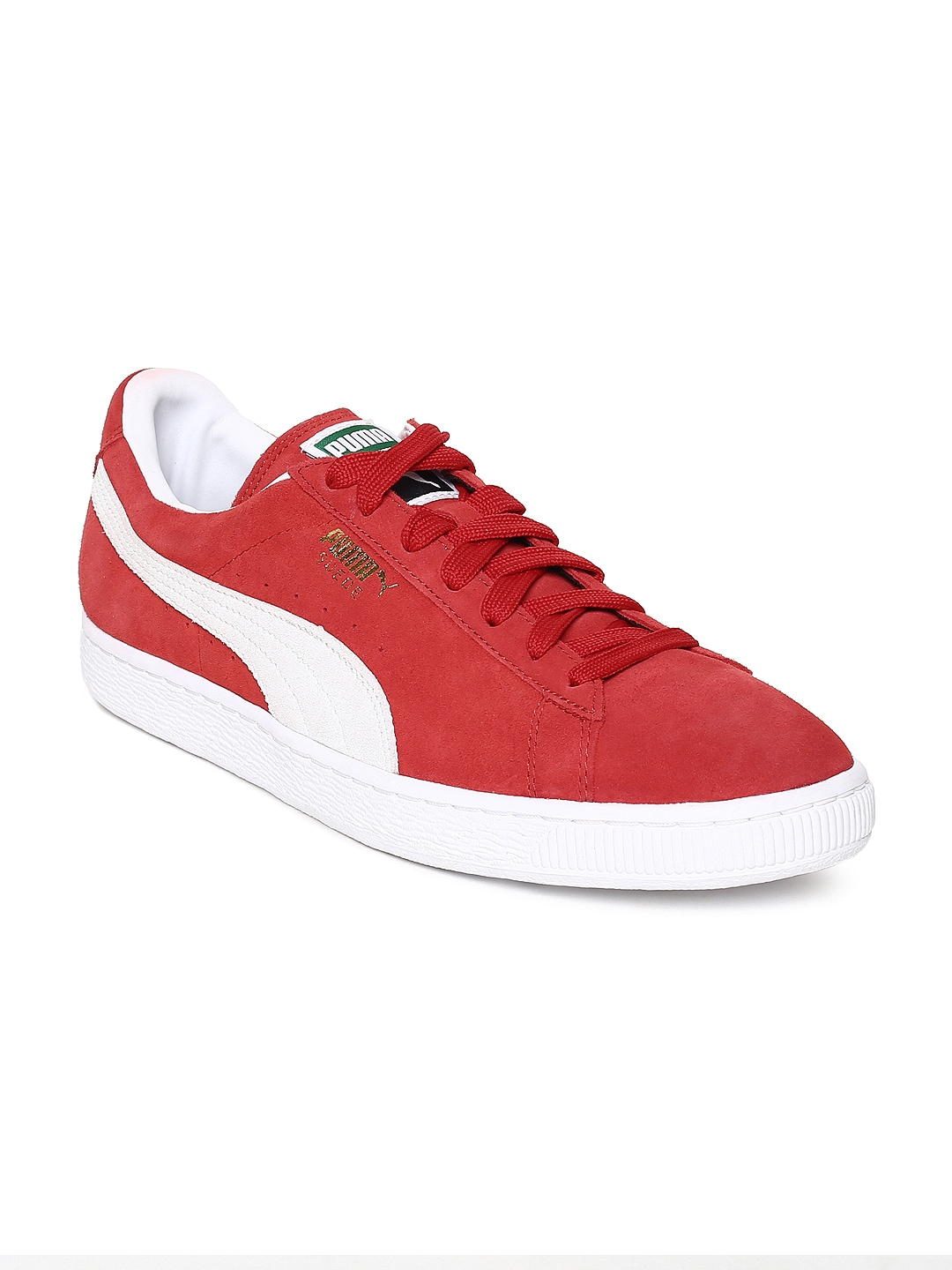 Red ClassicTeam Sneakers Regal Puma Suede Men bIYE9WeDH2