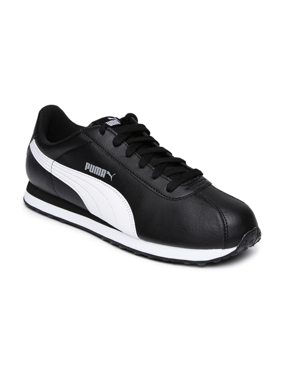 9a2ba752197f Puma Black Shoes For Men Casual - Buy Puma Black Shoes For Men Casual online  in India