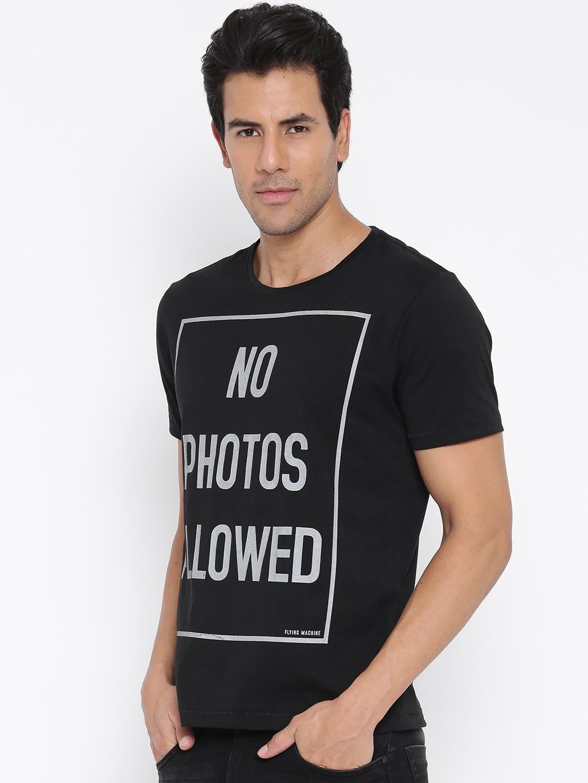 Black t shirt on flipkart - Flying Machine T Shirts Buy Flying Machine T Shirts For Men Women Online In India At Best Price