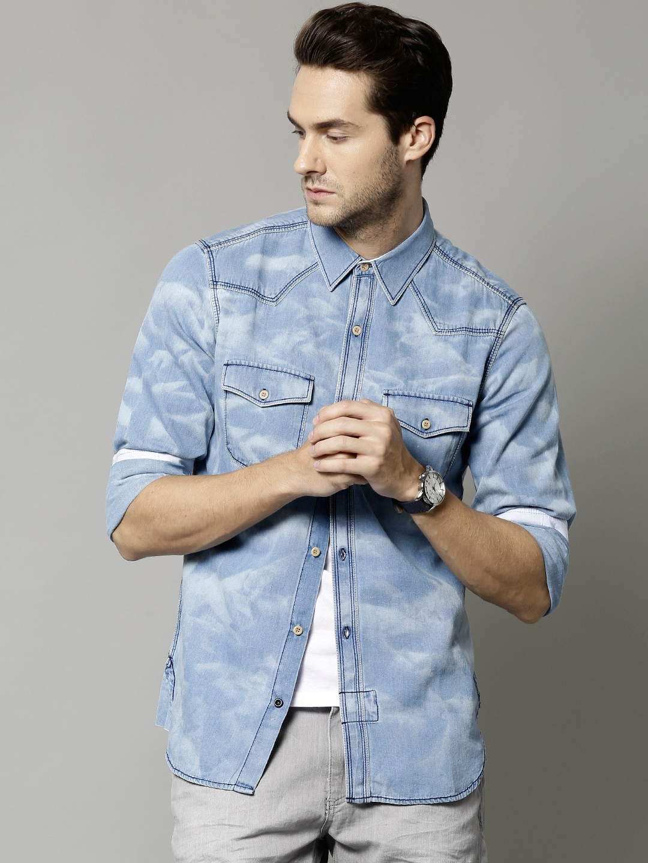 82276423e8 Casual Shirts for Men - Buy Men Casual Shirt Online in India