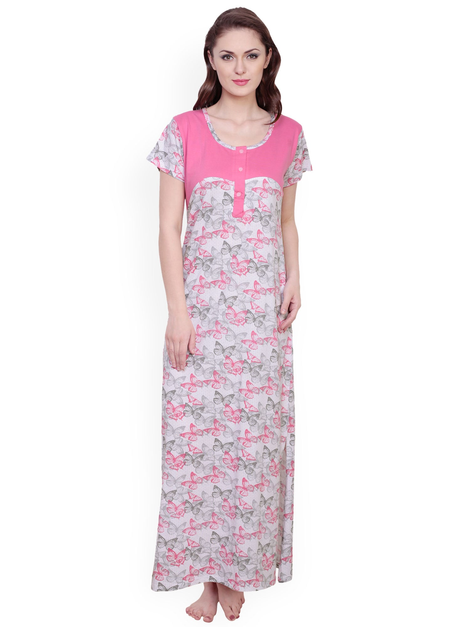 White Nightdress Nightdresses - Buy White Nightdress Nightdresses online in  India b6f8763e7