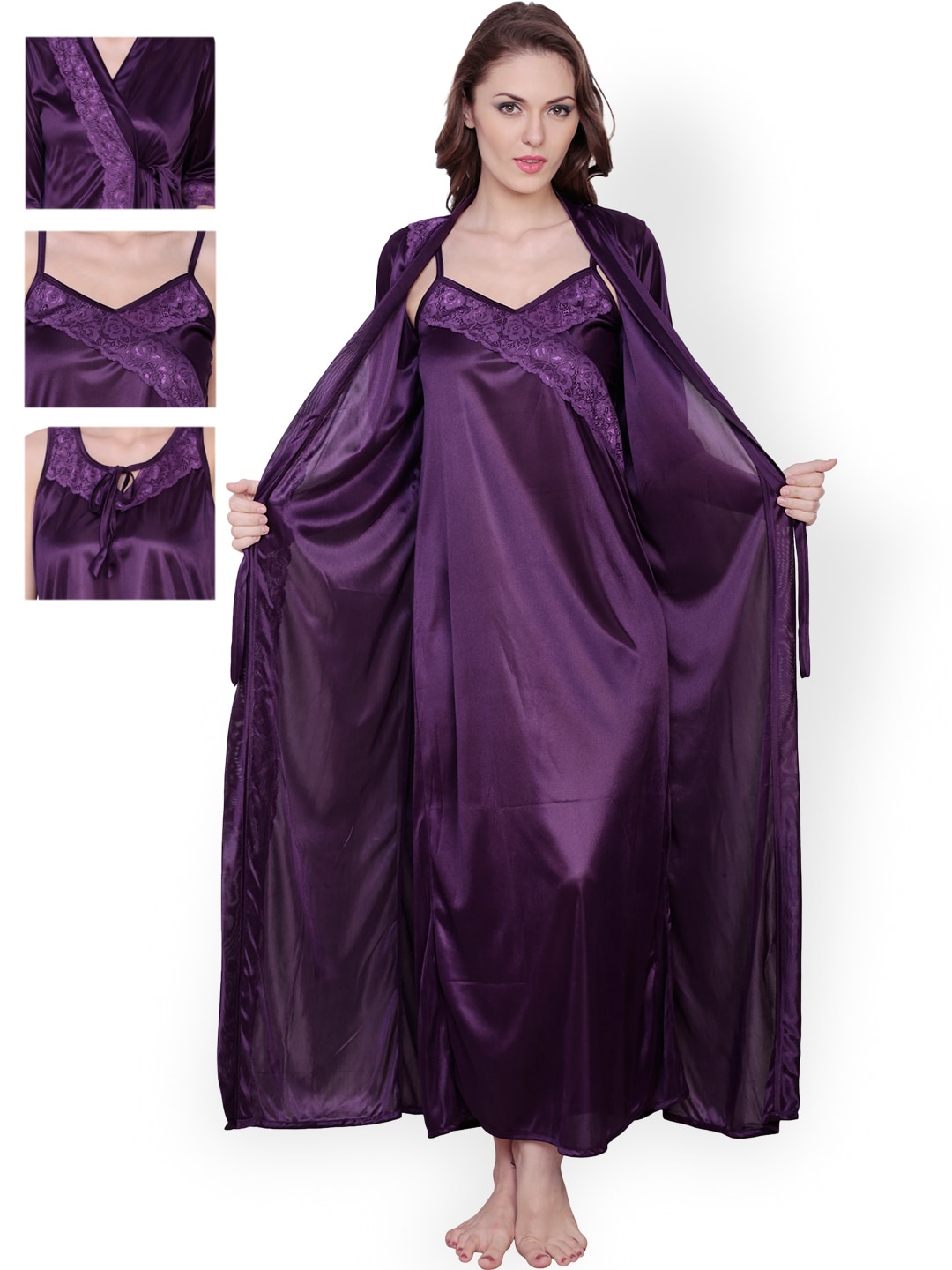 Women s Nightdress - Buy Nightdress for Women Online in India 369ee10a0