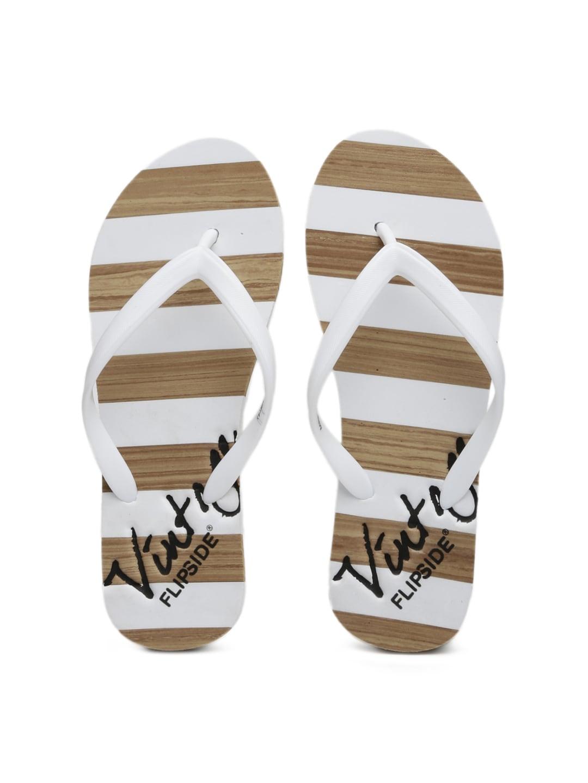 36bf26daa7348e Striped Flip Flops - Buy Striped Flip Flops online in India