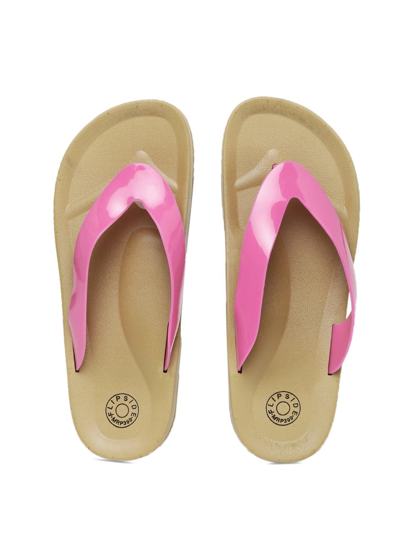 57b836db82be Pink Women Flip Flops Sandal - Buy Pink Women Flip Flops Sandal online in  India