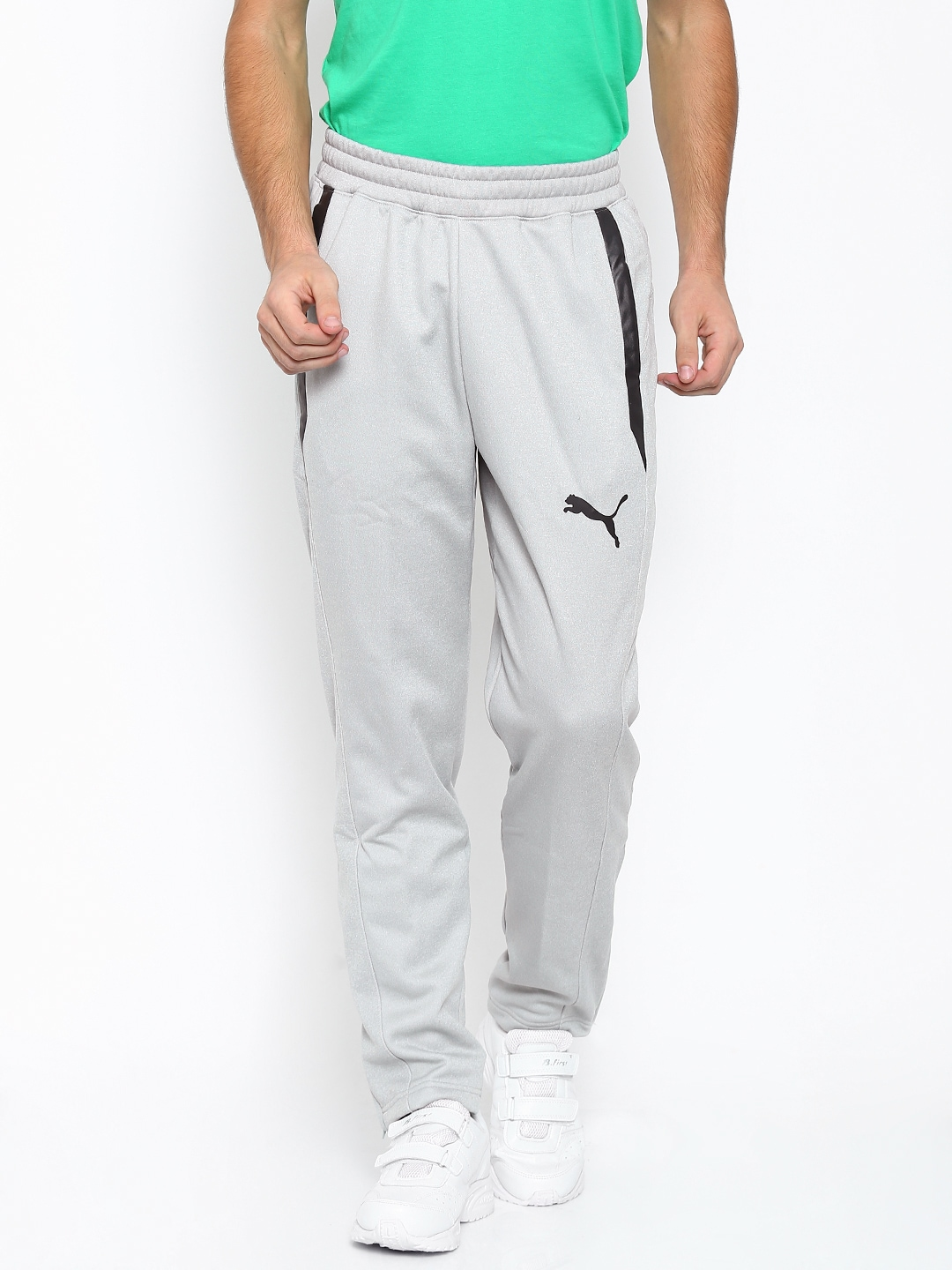 2df590ccfbcd Puma Wristbands Headband Track Pants Pants - Buy Puma Wristbands Headband Track  Pants Pants online in India