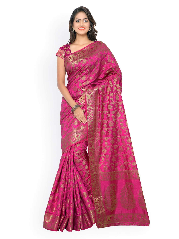cdb749e3d Kanjeevaram Saree - Shop Kanjeevaram Silk Sarees Online