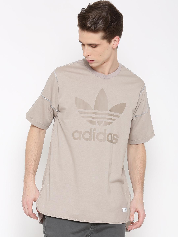 t shirt adidas beige