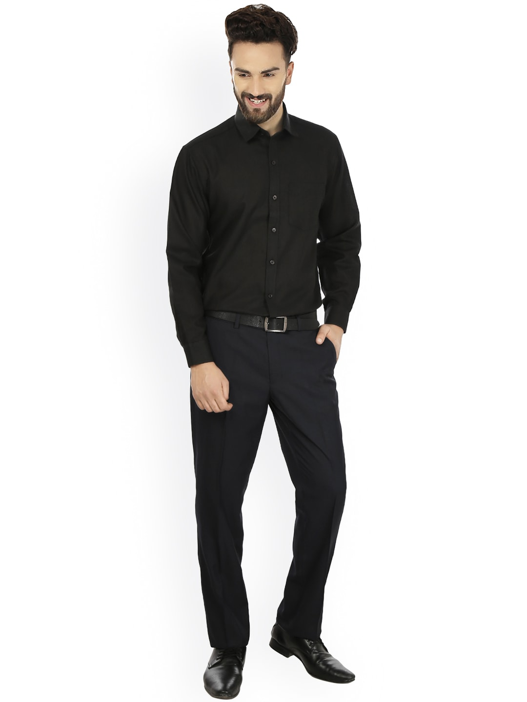 Formal Shirts for Men - Buy Men's Formal Shirts Online   Myntra