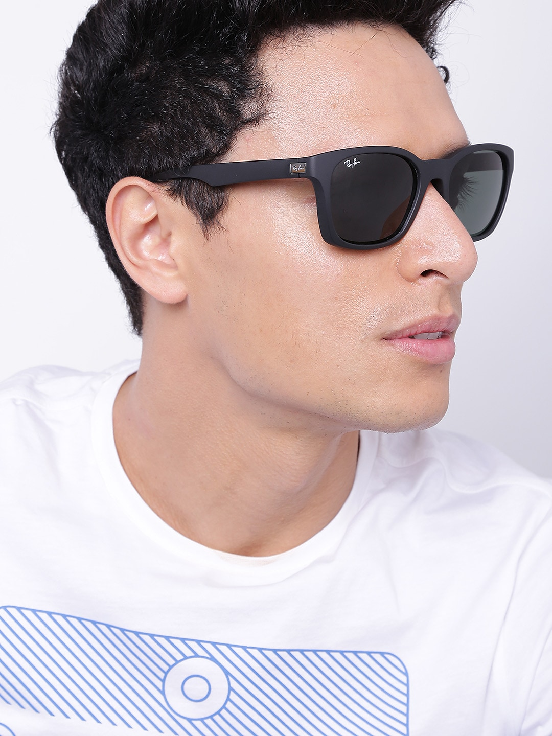sunglasses men  Buy Ray Ban Men Square Sunglasses - Sunglasses for Men
