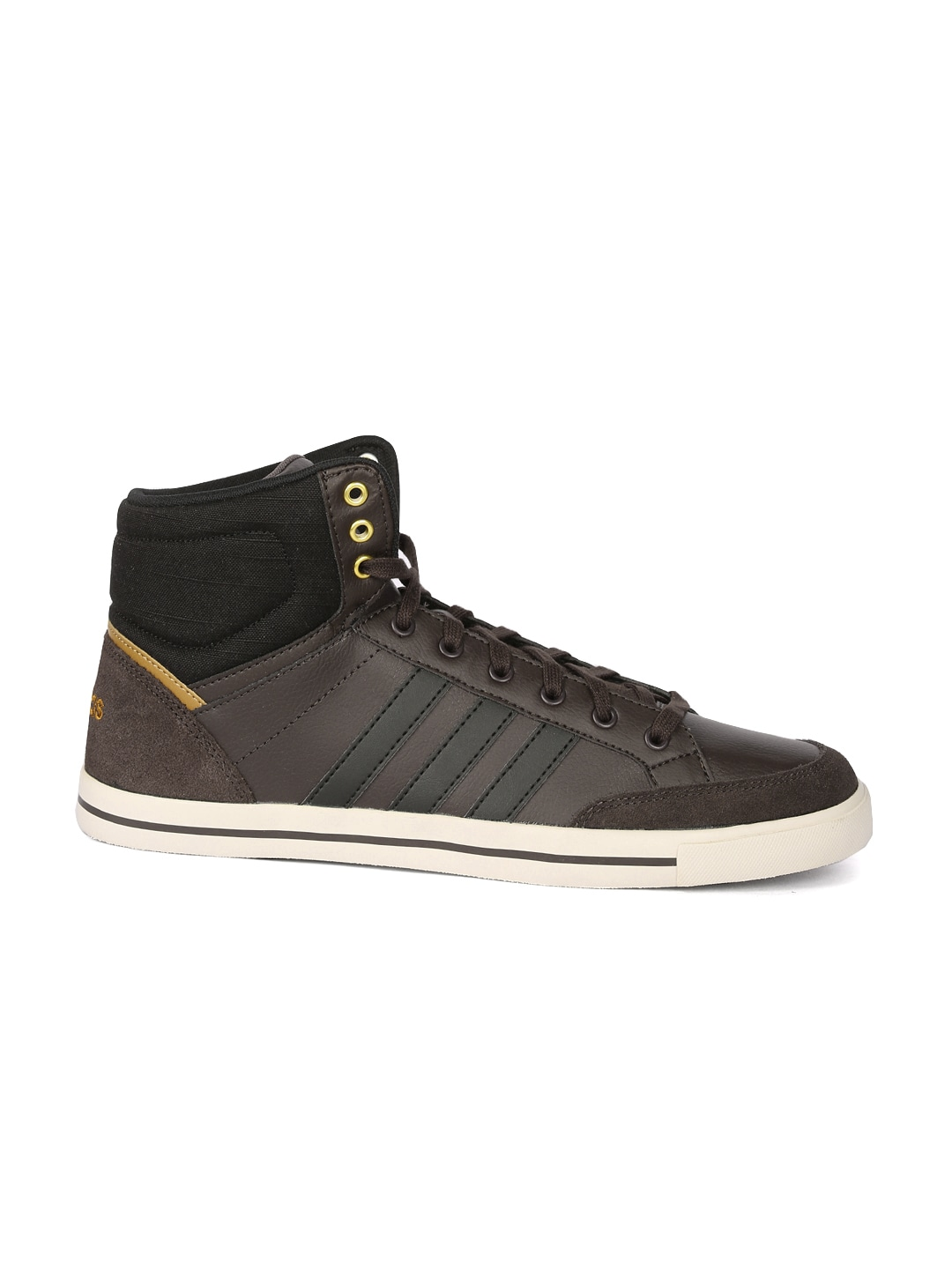 Adidas Neo High Tops Brown