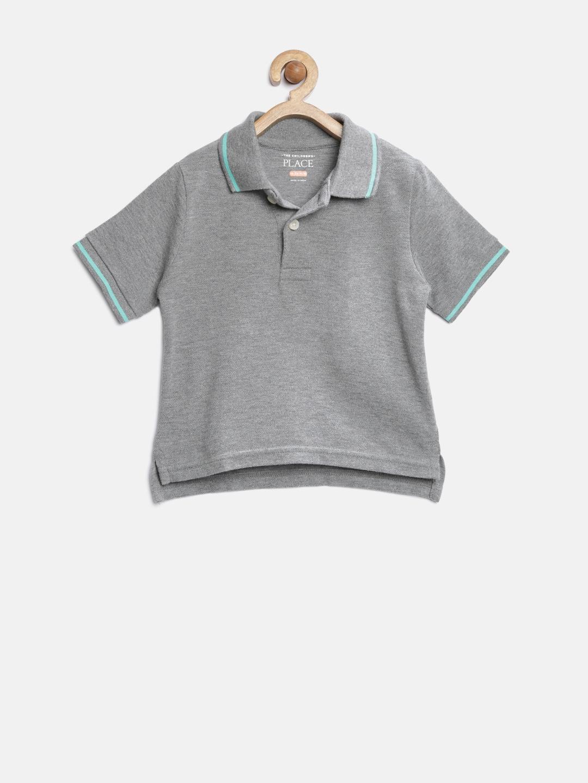 childrens grey t shirts
