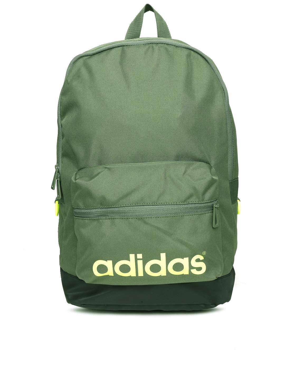 adidas bag green