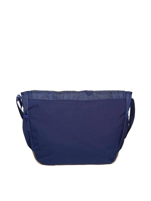 7e4d65bd6966 adidas adidas originals unisex navy airliner ac clean messenger bag  detailed look b4135 09b12
