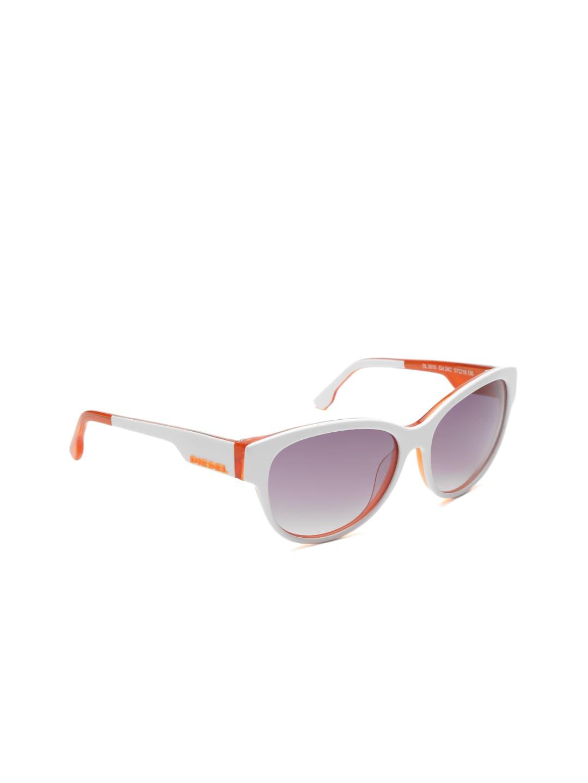 DIESEL Women Oval Sunglasses DL0013 24C