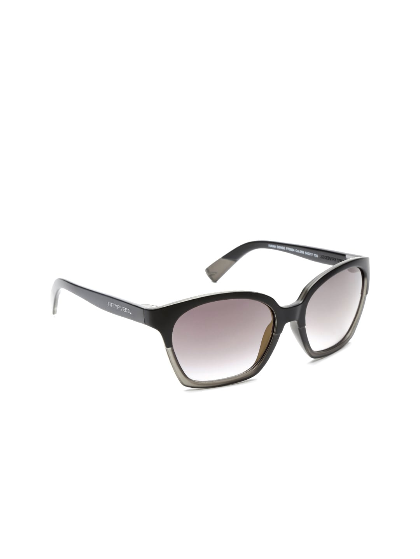 DIESEL Women Square Sunglasses FF0004 05B