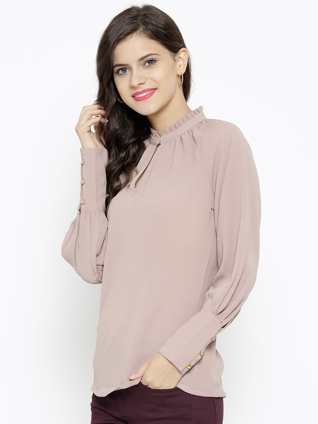 tops for women buy ladies tops online in india myntra