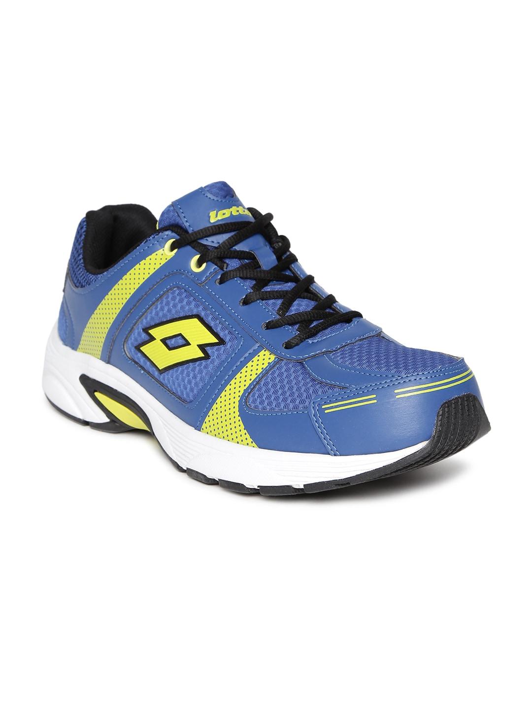 d252226726 Lotto Men Blue Running Shoes