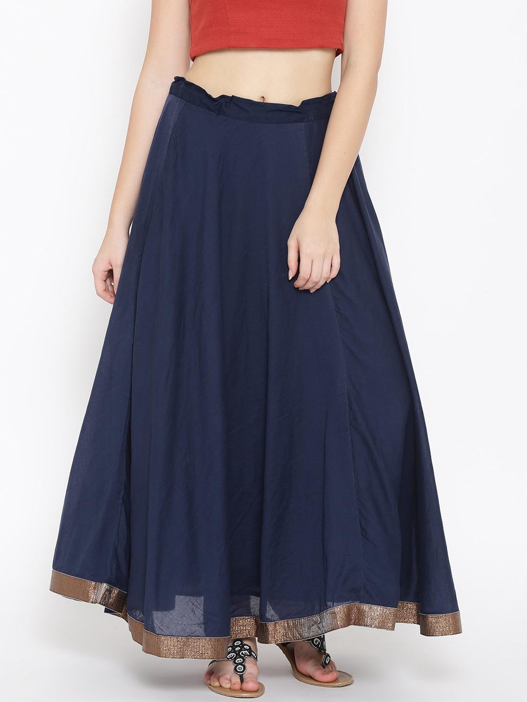 fd501cae12 Biba Solid Skirts - Buy Biba Solid Skirts online in India