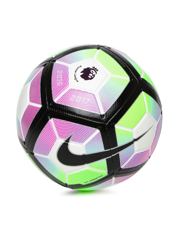 Nike Multicoloured Strike Printed Football