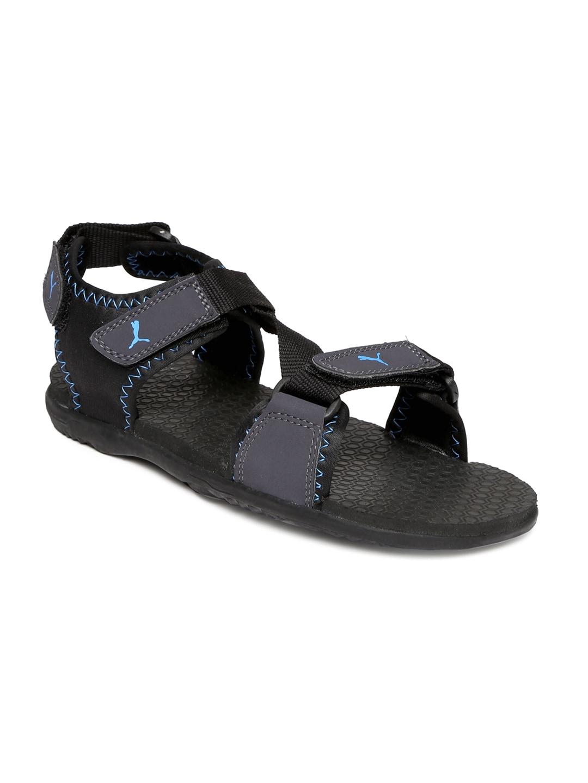 55ddd53ff695 Puma Men Red Black Sports Sandal - Buy Puma Men Red Black Sports Sandal  online in India