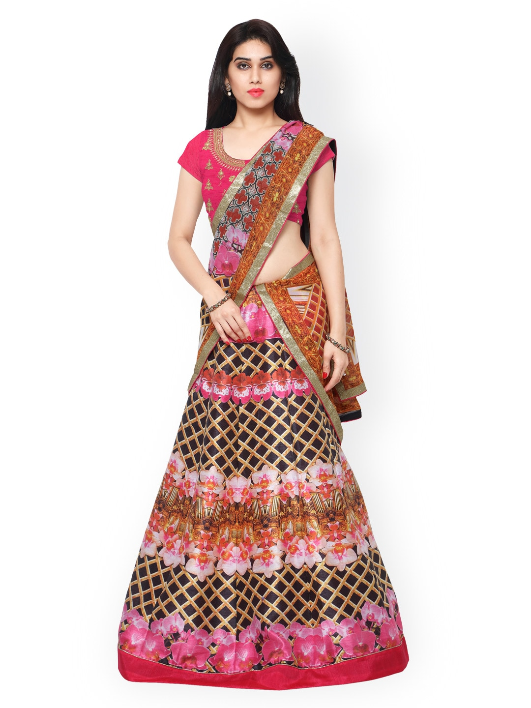 14f4408de9 Stoles Lehenga Choli - Buy Stoles Lehenga Choli online in India