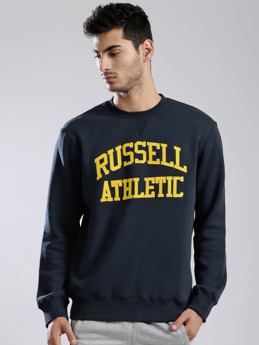 13323a1cb3df9 Russell Athletic Exclusive Russell Athletic Products Online in India -  Myntra