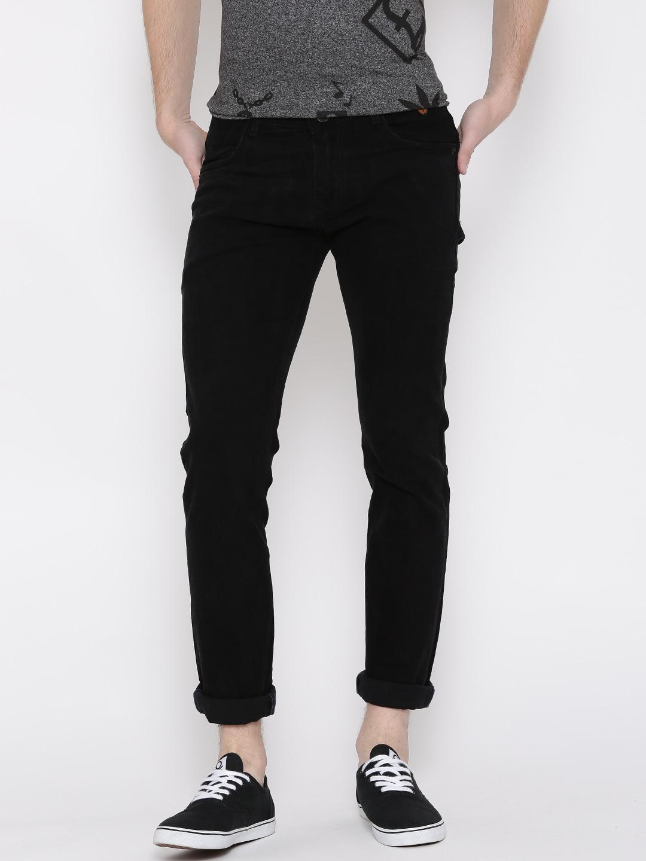 Denim Black jeans pictures