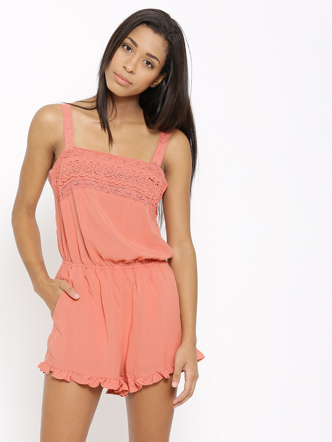 52227d799e8 Jumpsuit Forever 21 - Buy Jumpsuit Forever 21 online in India