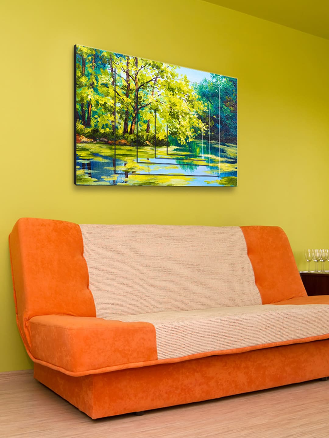 Awesome 5 Panel Wall Decor Gallery - The Wall Art Decorations ...