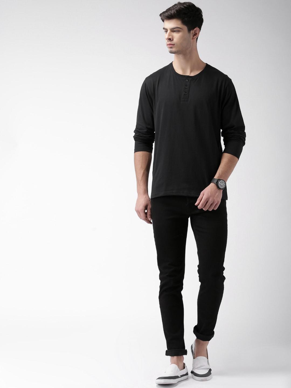 Black t shirt for man - Black T Shirt For Man 14