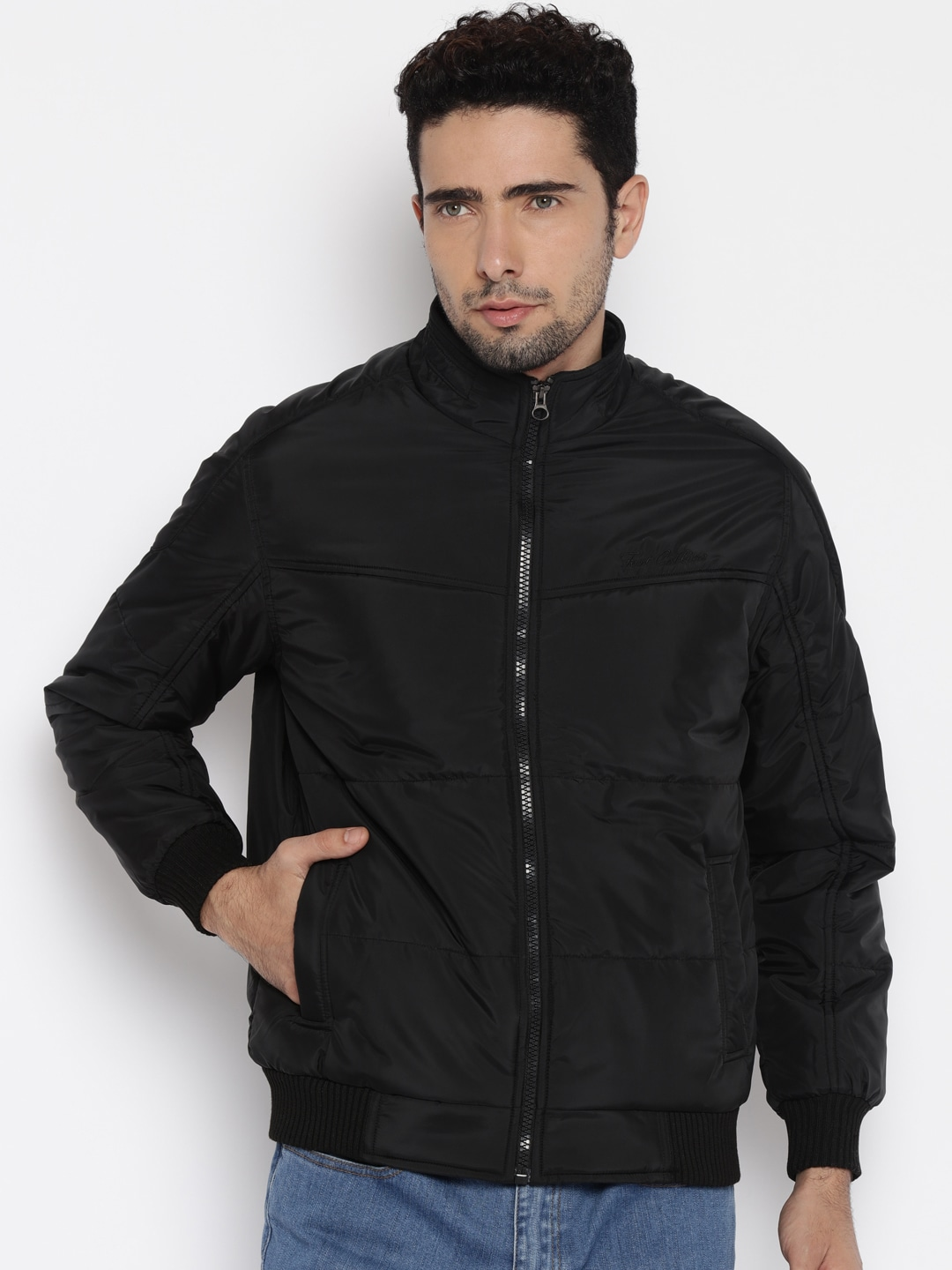 Jackets for Men - Buy Men's Jackets Online - Myntra
