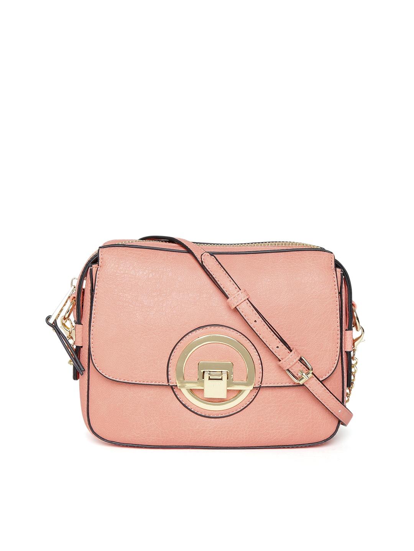 Buy ALDO Coral Red Sling Bag - Handbags for Women   Myntra